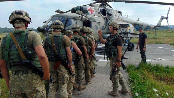 Українські десантники