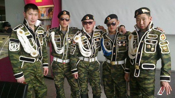 Российская армия готовится к пополнению