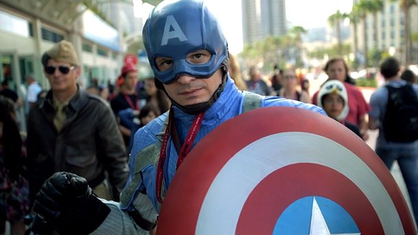 Учасник Comic Con