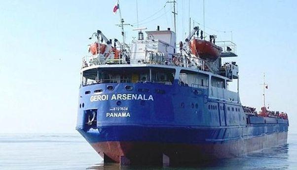 Рятувальники знайшли кількох моряків з судна