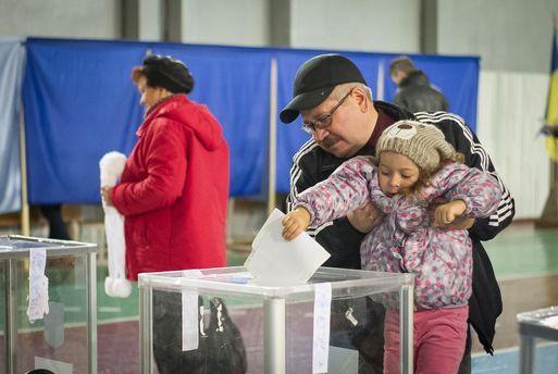 Досрочные парламентские выборы в Украине