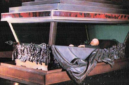 Владимира Ленина хотят похоронить