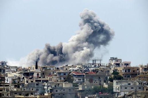 В Сирии в дальнейшем погибают российские военные