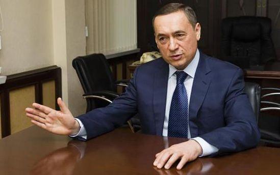 Микола Мартиненко вважає сфальсифікованою справу проти себе