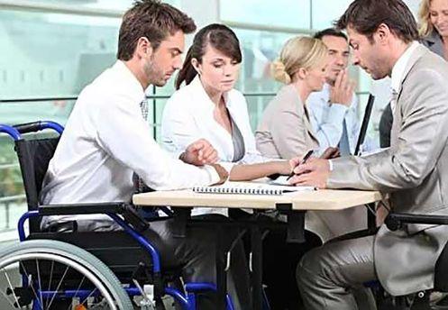 Для роботодавців можуть запровадити квоти для прийняття на роботу людей з інвалідністю