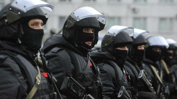 Співробітники ФСБ (Ілюстрація)