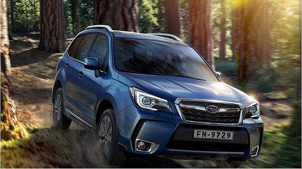 Доступний автокредит: Subaru Forester під 0% на 2 роки або всього 9% річних на 36 місяців