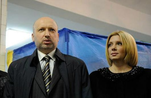 Олександр та Ганна Турчинови