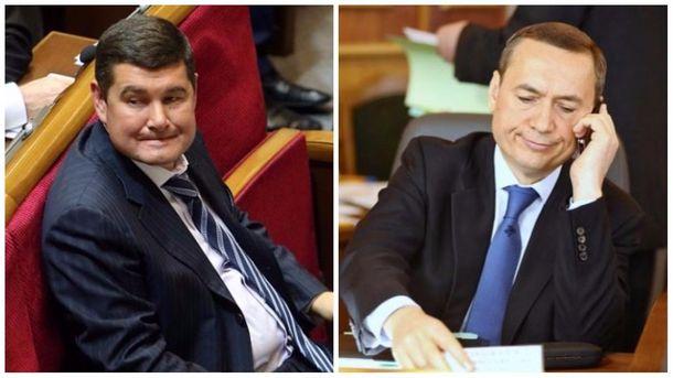Мартыненко подтвердил встречу с Онищенко