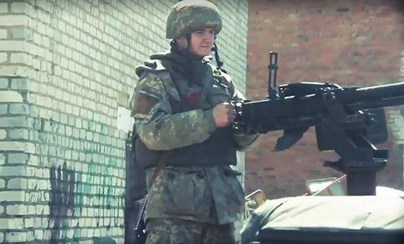 Український кулеметник розповів про свою службу в АТО