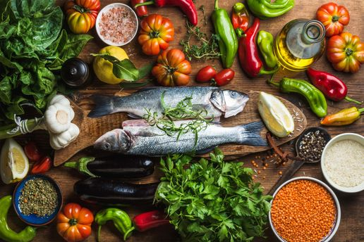 Здоровая еда