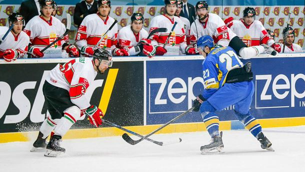 Україна відкривала турнір матчем з Угорщиною
