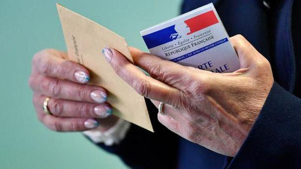 Французы выбирают нового президента