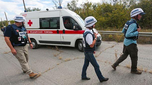 Місія ОБСЄ на Донбасі