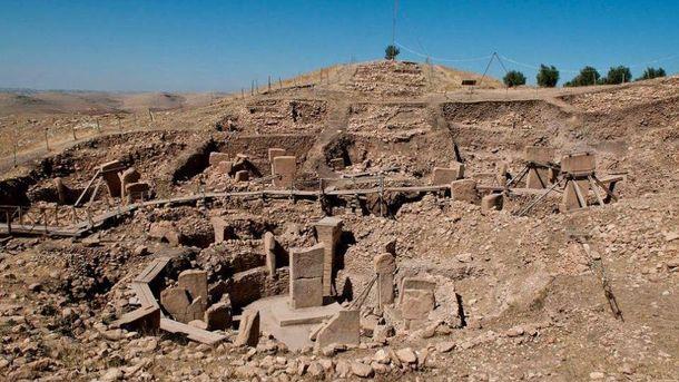 Храмовый комплекс Гёбекли-Тепе на юго-востоке Турции