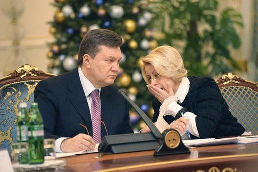 Герман розповіла про поведінку Януковича під час Майдану