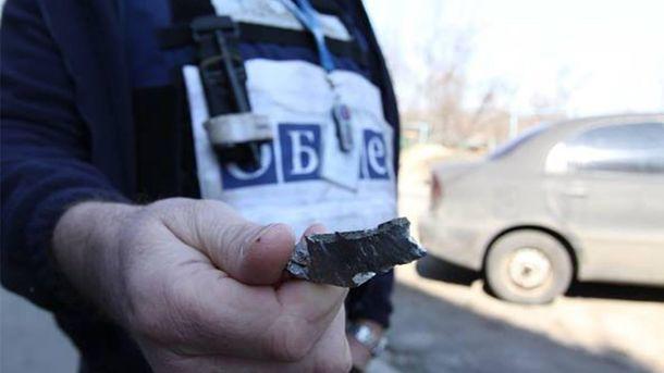 Раненых наблюдателей увезли в оккупированный Луганск