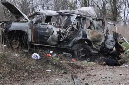 Взрыв машины ОБСЕ: основные версии