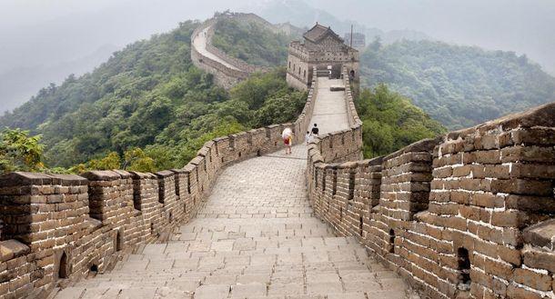 Велика Китайська стіна може впасти впродовж 20 років