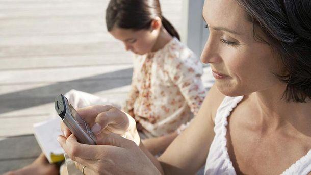 Родители и мобильные устройства