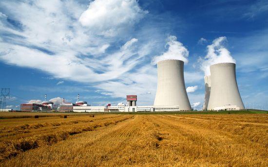 Атомна галузь України