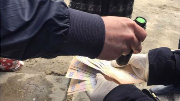 Во Львове задержали налоговика