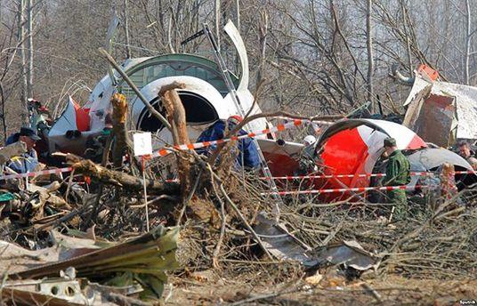 Польща надала нову інформацію в межах розслідування Смоленської катастрофи