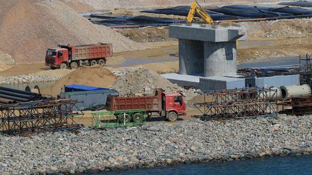 Строительство в Крыму остановилось