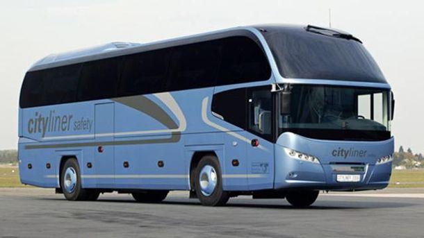 Neoplan Cityliner P14 для Євробачення