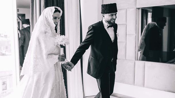 Джамала вышла замуж за Бекира Сулейманова