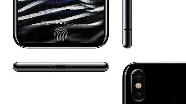 iPhone 8 должны презентовать осенью