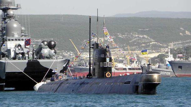 Украине следует наладить производство собственных подводных лодок