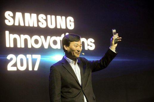 Samsung  Galaxy S8 и S8+ уже в Украине