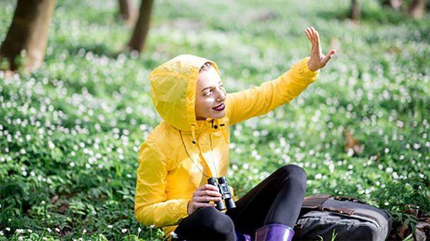 Погода 28 апреля: на большинстве территории Украины будет тепло и сухо, зато на западе будет дождливо