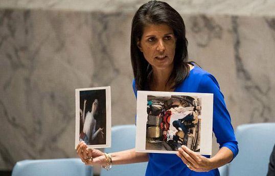 США закликають ООН тиснути на Росію за її дії в Сирії