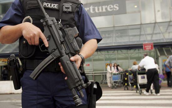 Полиция предотвратила теракт