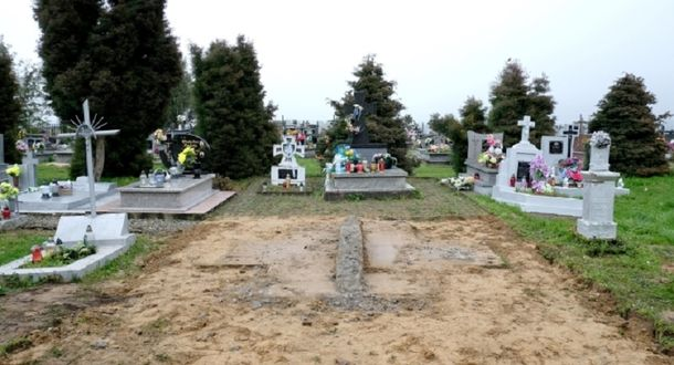 Демонтировали памятник бойцам УПА