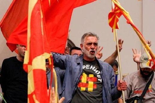 Политический кризис в Македонии: демонстранты захватили парламент