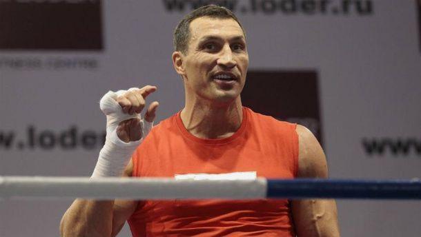Бокс Кличко – Джошуа: українець сипле дотепами перед боєм
