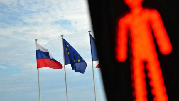 Шість країн ЄС сумніваються в доцільності продовження санкцій проти Росії