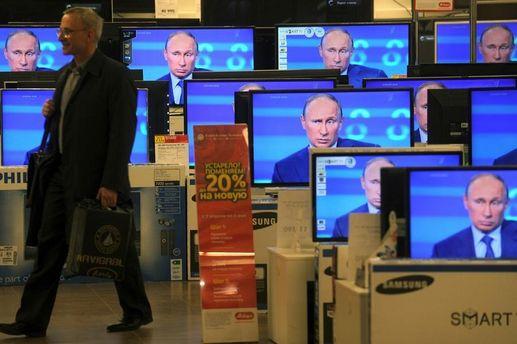 Кремлевская пропаганда льется отовсюду