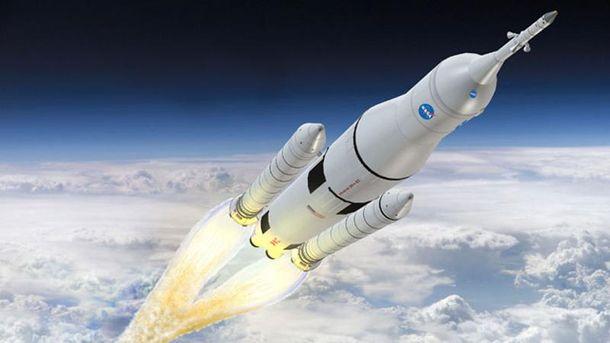 Ракета-носій SLS