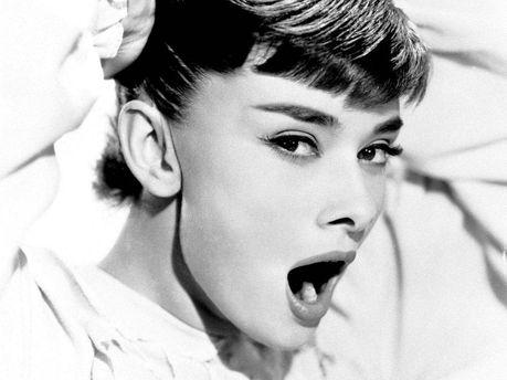 Одри Хепбёрн.