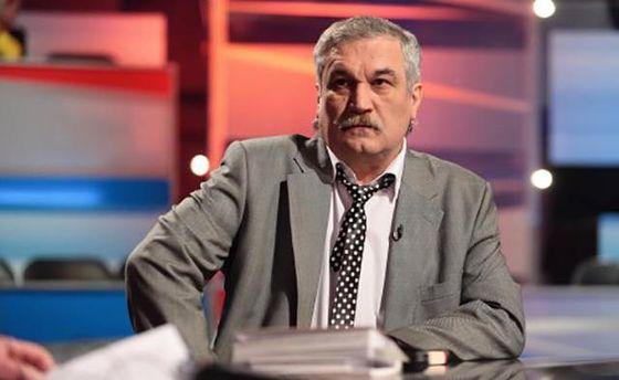 Василий Шкляр высказался против возвращения Украине Крыма и Донбасса