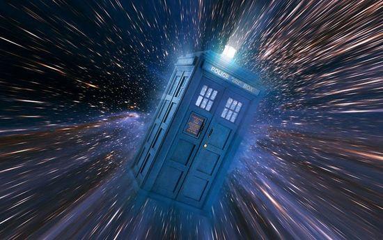 Ученые создали математическую модель машины времени