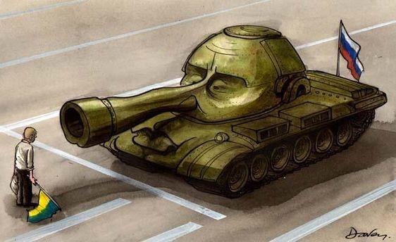 Россия всегда будет иметь интересы в Украине