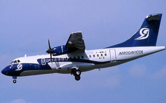 Самолет Aerogaviota
