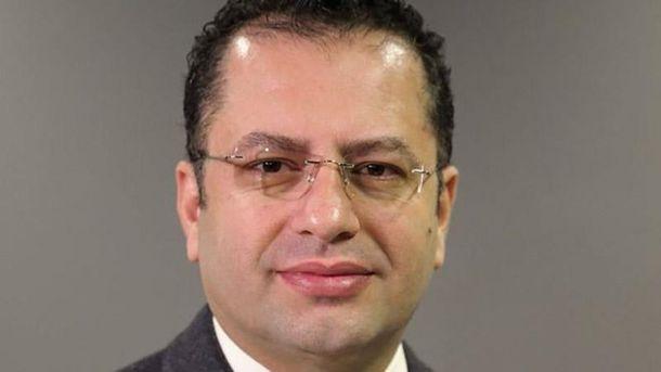 Убитый Саид Каримиан