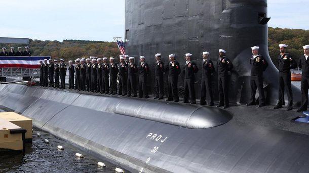 Подводная лодка США