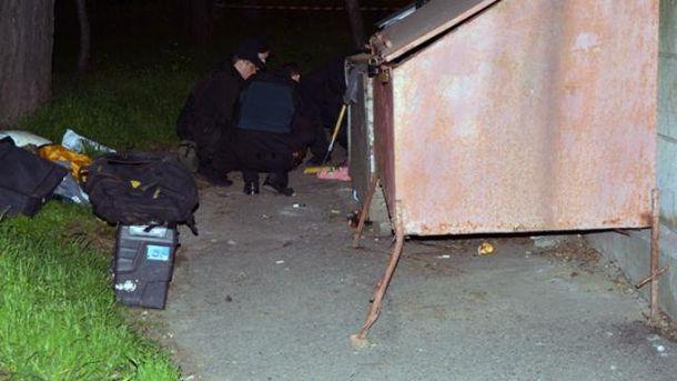 В Одессе нашли взрывчатку